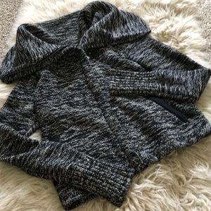 American Eagle Sweater Zipper Jacket M